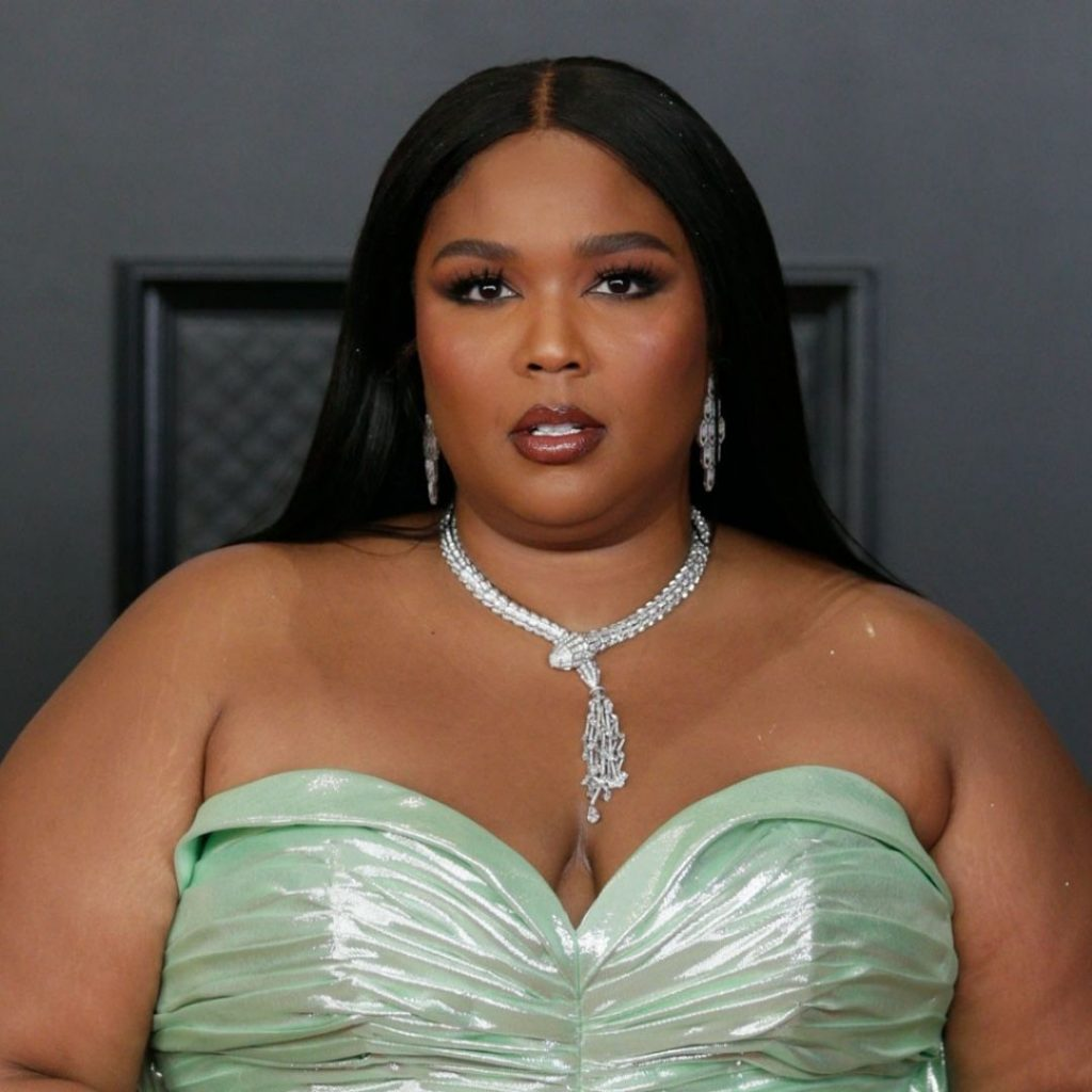 Lizzo as the Starlet