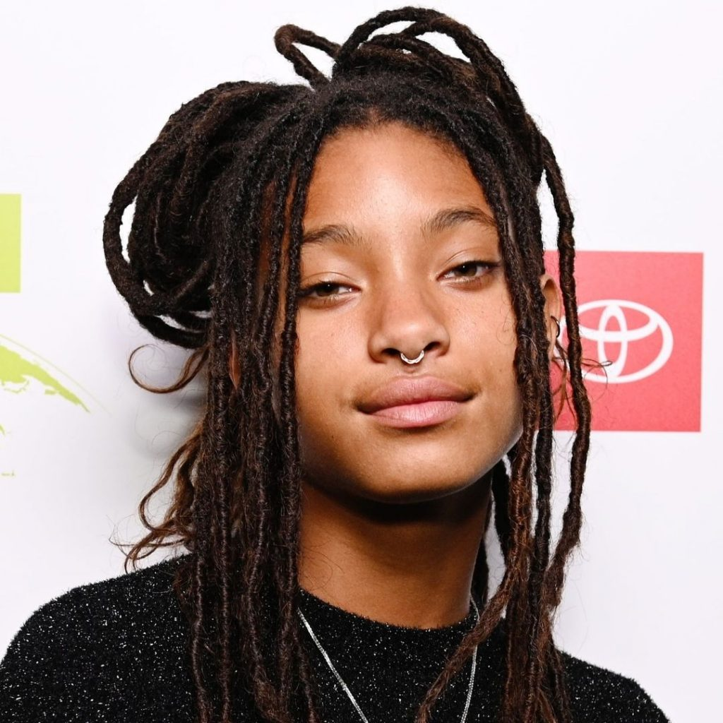 Willow Smith as the Minx