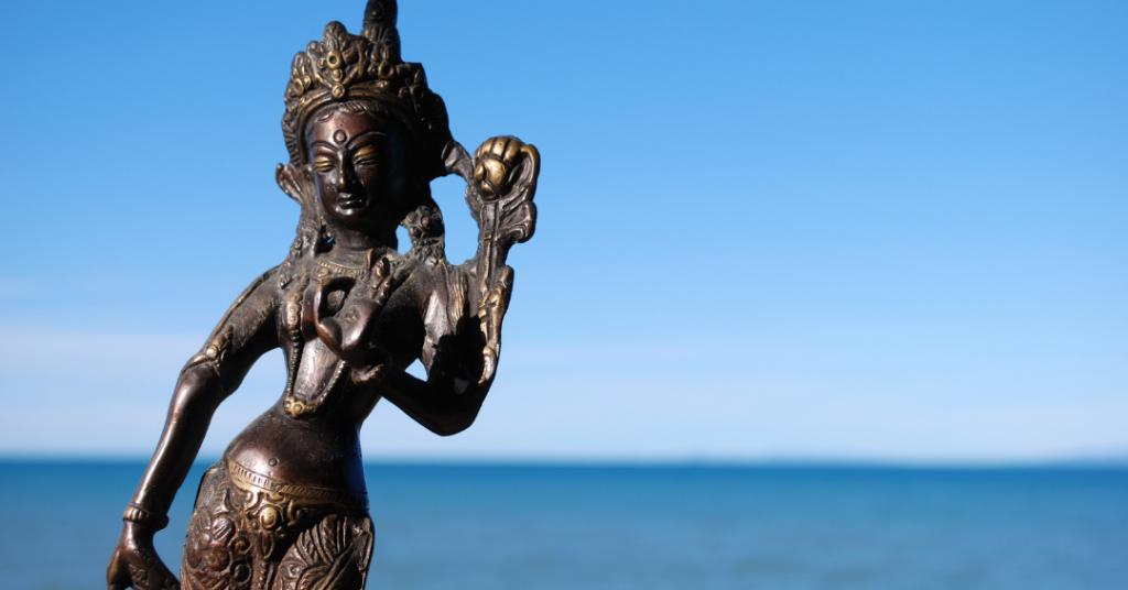 Dark Feminine Energy - Goddess Tara