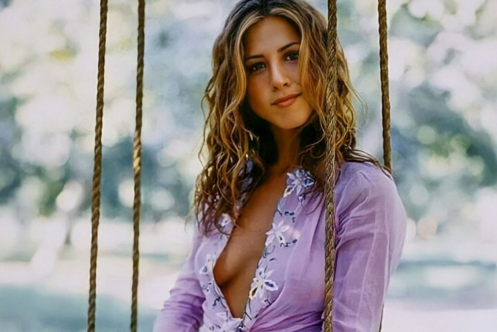 Americana Signature Style Archetype - Jennifer Aniston