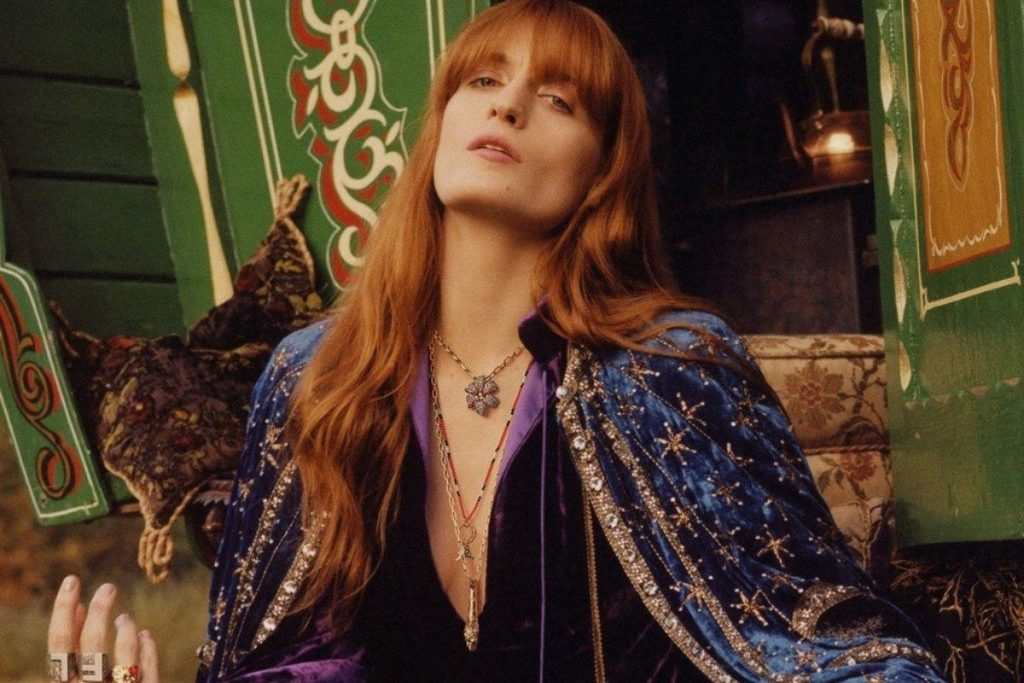 Fancy Bohemian Signature Style Archetype - Florence Welch