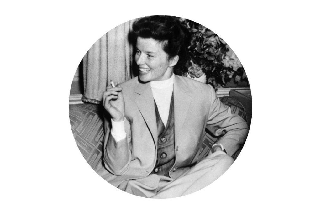 Quaintrelle Signature Style Archetype - Katharine Hepburn