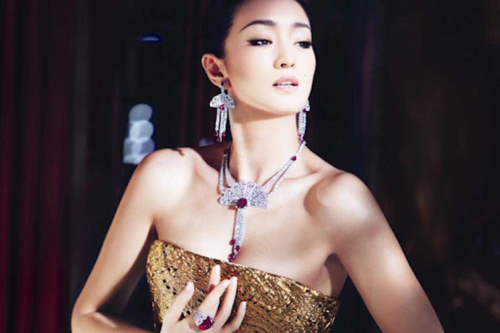Gong Li - Cosmopolitan Signature Style Archetype