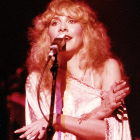 Stevie Nicks as the Bohemian